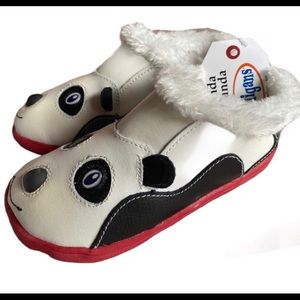 "Zooligans ""Amanda the Panda"" clog shoe"